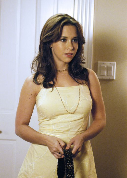 Die einzige Sorge, die die junge Studentin Olivia (Lacey Chabert) hat, ist, wo und wann findet die nächste Party statt. Doch dann erbt sie ein klein... - Bildquelle: ABC Family