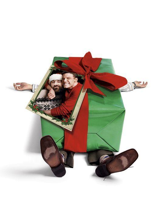 Weihnachten mal ganz anders: Drew Latham (Ben Affleck, r.) und Tom Valco (James Gandolfini, l.) ... - Bildquelle: Telepool GmbH
