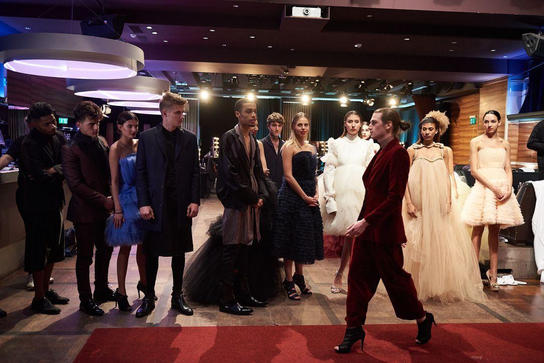 SNTM_S1_Fashion_Walk_Backs_0299 - Bildquelle: ProSieben Schweiz