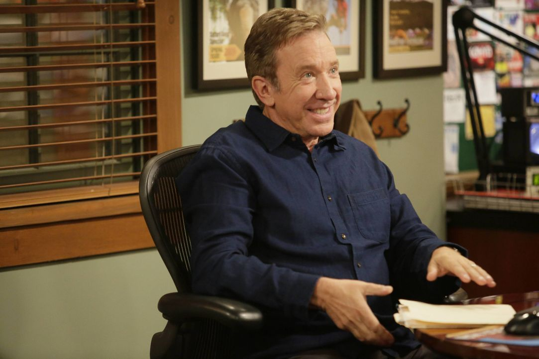 Mike Baxter (Tim Allen) - Bildquelle: 2015-2016 American Broadcasting Companies. All rights reserved.