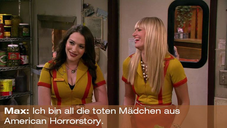 2 Broke Girls - Zitategallery - S7E4 (2)