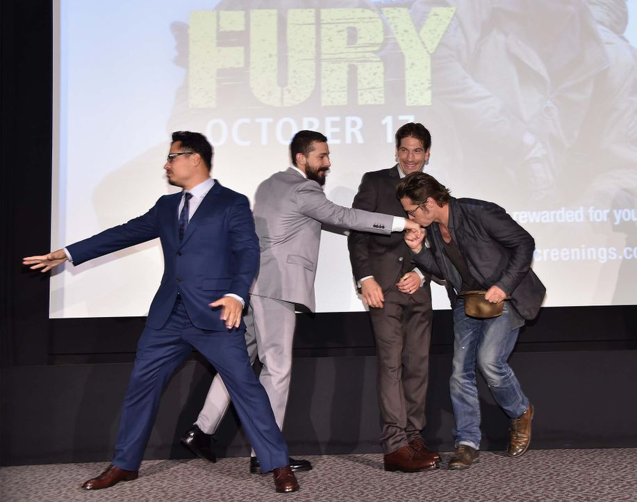 Premiere-7-Fury-14-10-14-getty-AFP - Bildquelle: getty-AFP