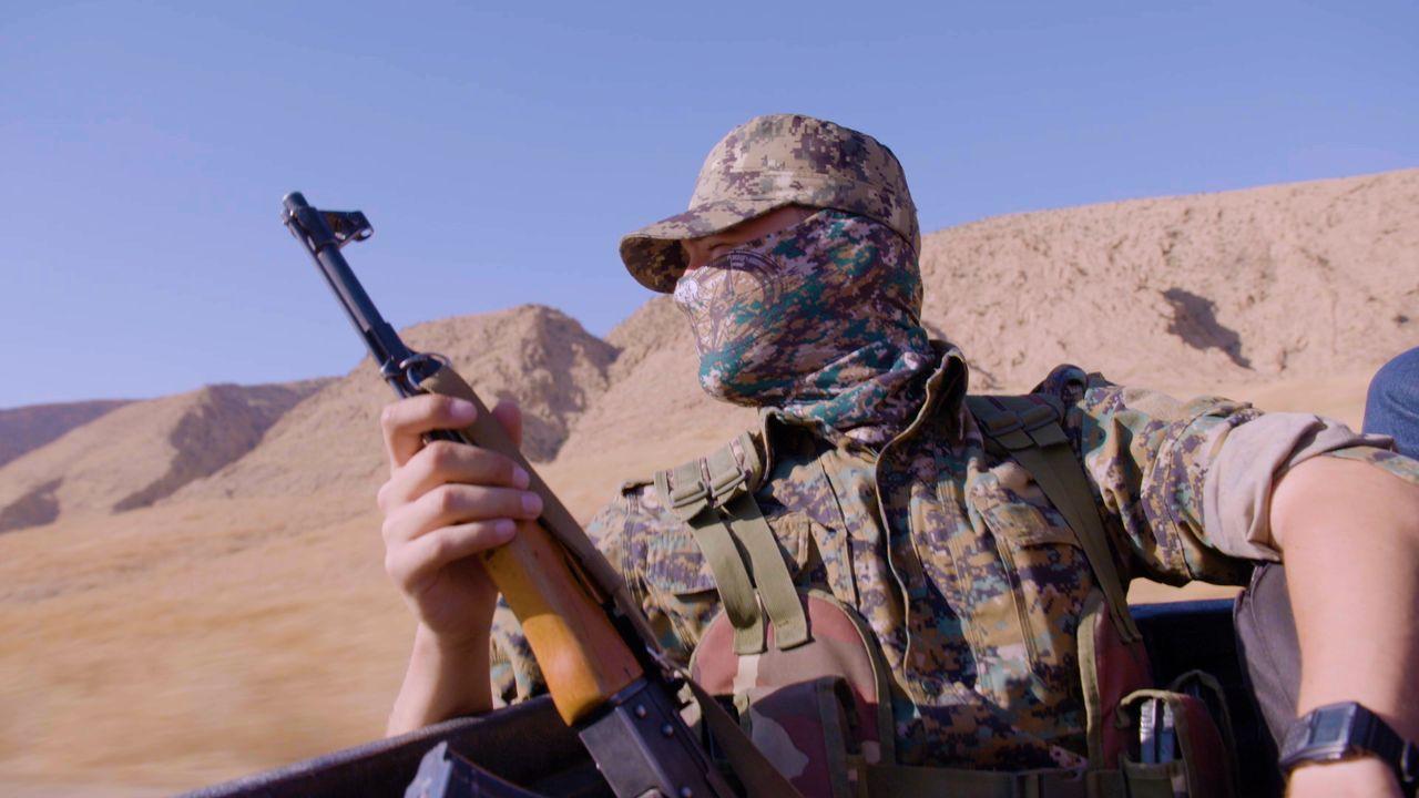 ProSieben Spezial - Deutsche an der ISIS Front - Bildquelle: ProSieben