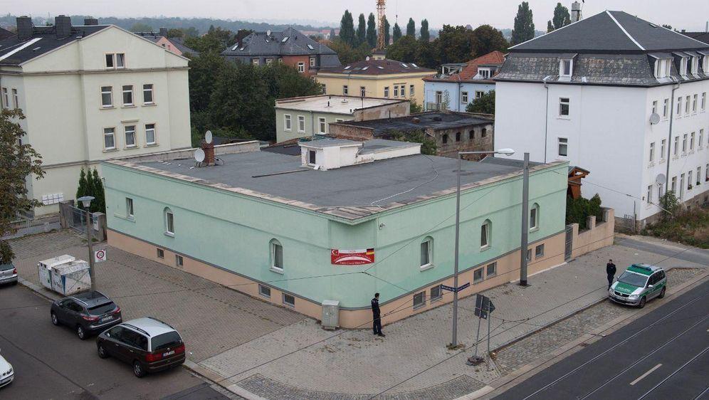 Dresden Bekennerschreiben