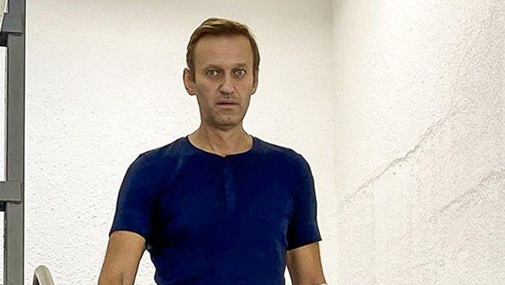 - Bildquelle: Navalny Instagram/AP/dpa
