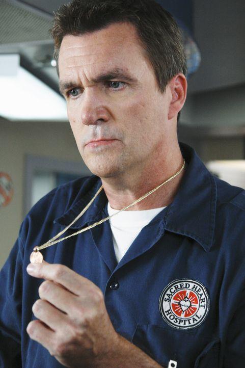 J.D. hofft, vom Hausmeister (Neil Flynn) endlich den richtigen Namen zu erfahren ... - Bildquelle: Touchstone Television