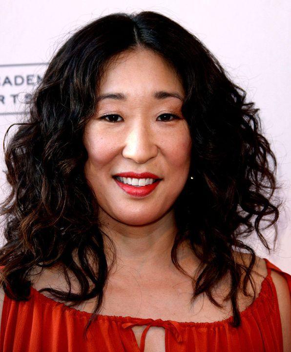 Grey's Anatomy - Darsteller: Cristina (Sandra Oh) 1404 x 1700 - Bildquelle: getty-AFP
