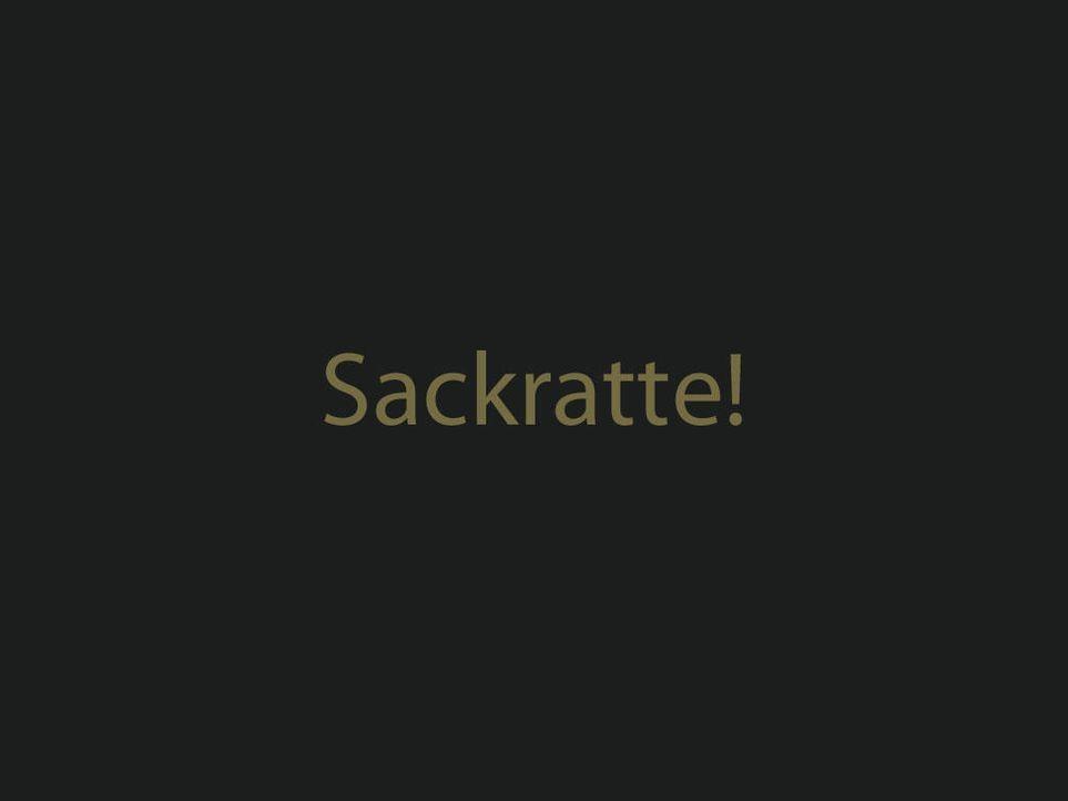 sackrattejpg 1024 x 768 - Bildquelle: ProSieben