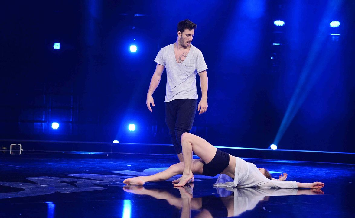 Got-To-Dance-Lisa-Manuel-06-SAT1-ProSieben-Willi-Weber - Bildquelle: SAT.1/ProSieben/Willi Weber