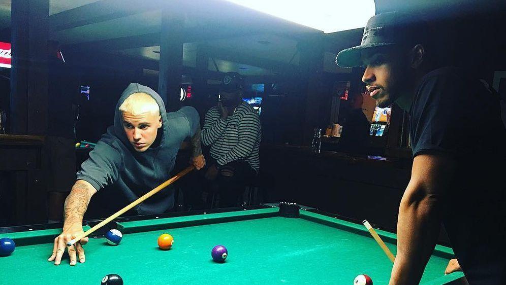 - Bildquelle: Instagram/justinbieber