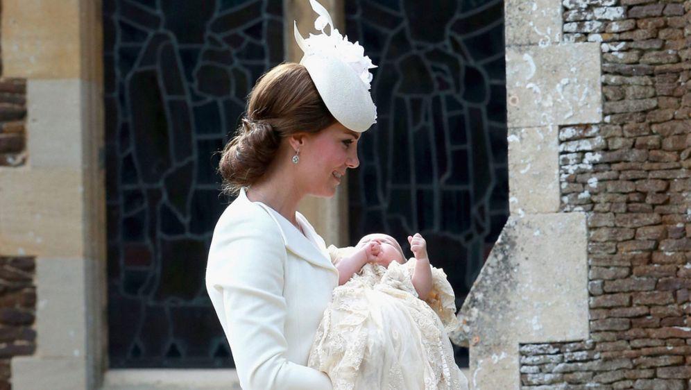 Kate Middleton Feiert Taufe Das Sind Die Paten Von