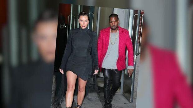taff - Video - Kim Kardashian vs. Paparazzi: Sie haben