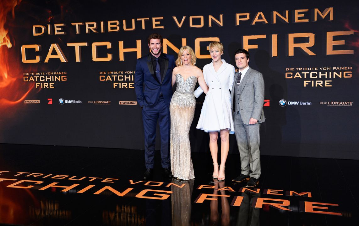 Hunger-Games-Catching-Fire-Deutschland-Premiere-29-AFP - Bildquelle: AFP