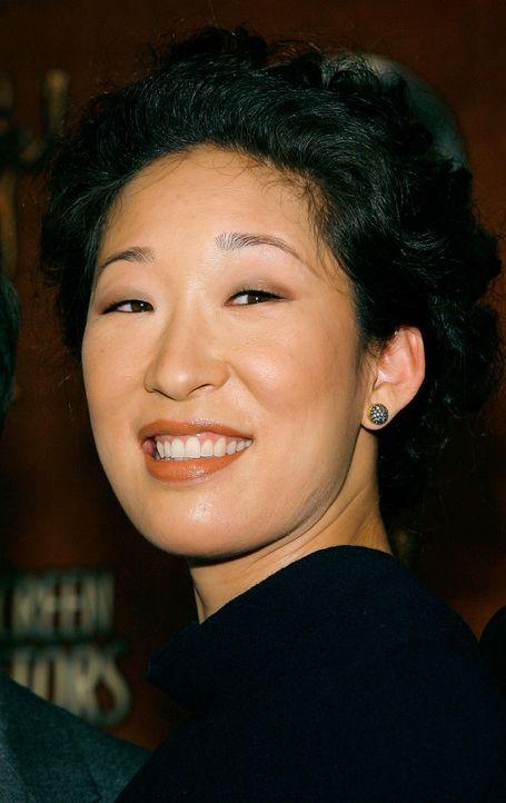 Grey's Anatomy - Darsteller: Cristina (Sandra Oh) 1261 x 2000 - Bildquelle: getty - AFP