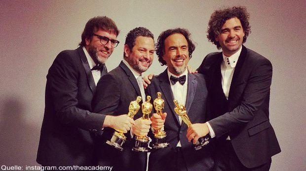 Oscars-The-Acadamy-21-instagram-com-theacadamy - Bildquelle: instagram.com/theacademy