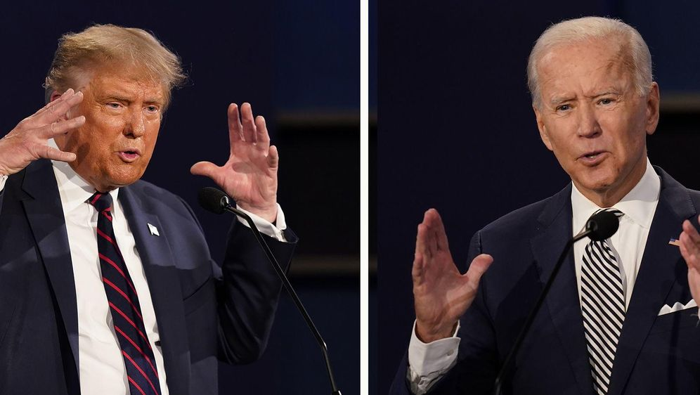 - Bildquelle: Patrick Semansky/AP/dpa