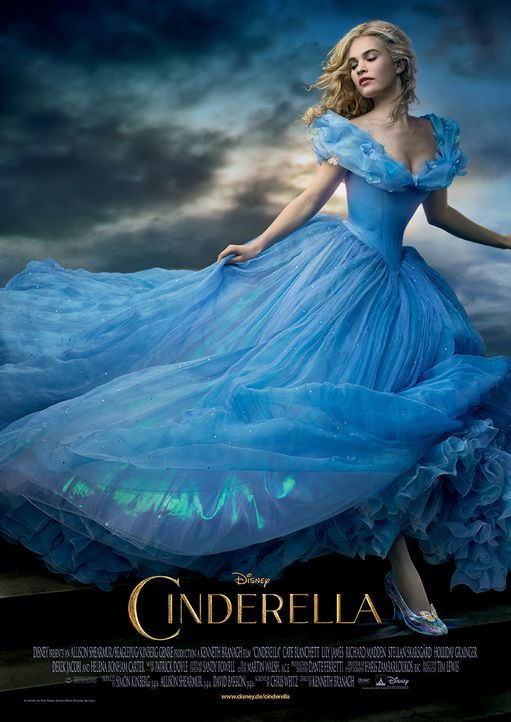 Cinderella_Poster-2014-Disney-Enterprises-Inc - Bildquelle: 2014 Disney Enterprises, Inc. All Rights Reserved.