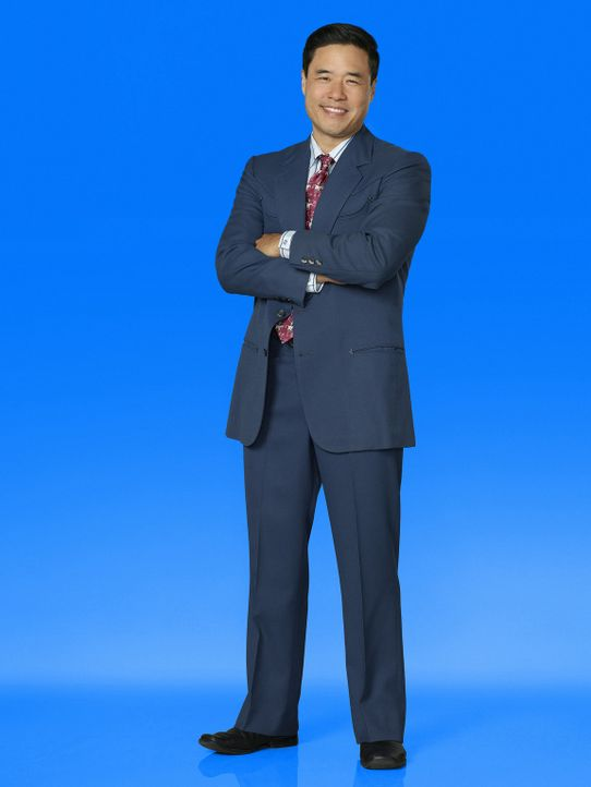 (5. Staffel) - Louis Huang (Randall Park) - Bildquelle: Bob D'Amico 2018-2019 American Broadcasting Companies.  All rights reserved.