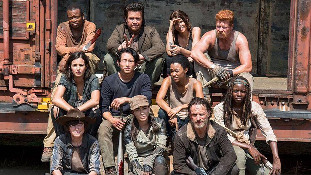 The Walking Dead Staffel 5 Im Fernsehen