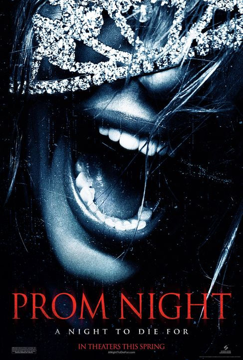 """PROM NIGHT"" - Plakatmotiv - Bildquelle: 2008 Screen Gems, Inc. and Miramax Film Corp. All Rights Reserved."