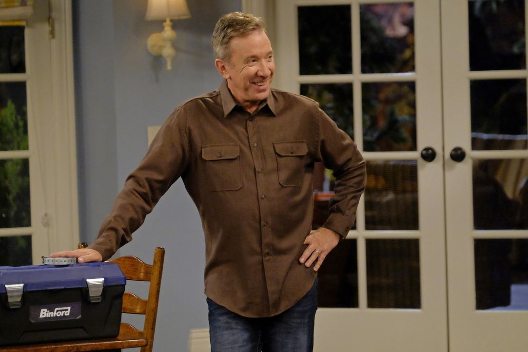 Mike (Tim Allen) - Bildquelle: 2016-2017 American Broadcasting Companies. All rights reserved.