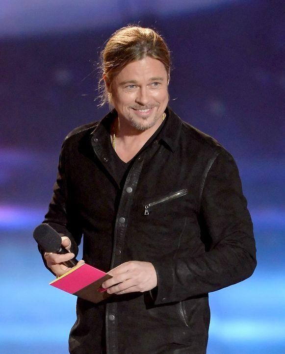 mtv-movie-awards-130414-brad-pitt-01-getty-afpjpg 1367 x 1700 - Bildquelle: getty-AFP