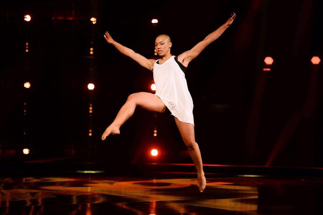 Got-To-Dance-Sarah-05-SAT1-ProSieben-Willi-Weber - Bildquelle: SAT.1/ProSieben/Willi Weber