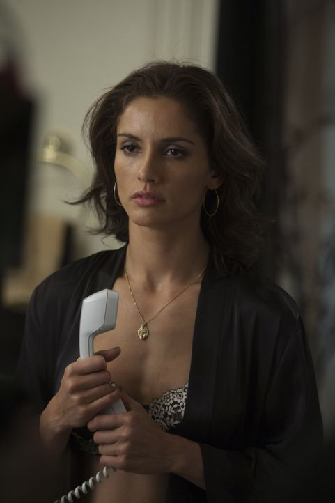 Muss erfahren, dass es in der Unterwelt kompromisslos zugeht: Anna (Leonor Varela) ... - Bildquelle: Paramount. All Rights Reserved.