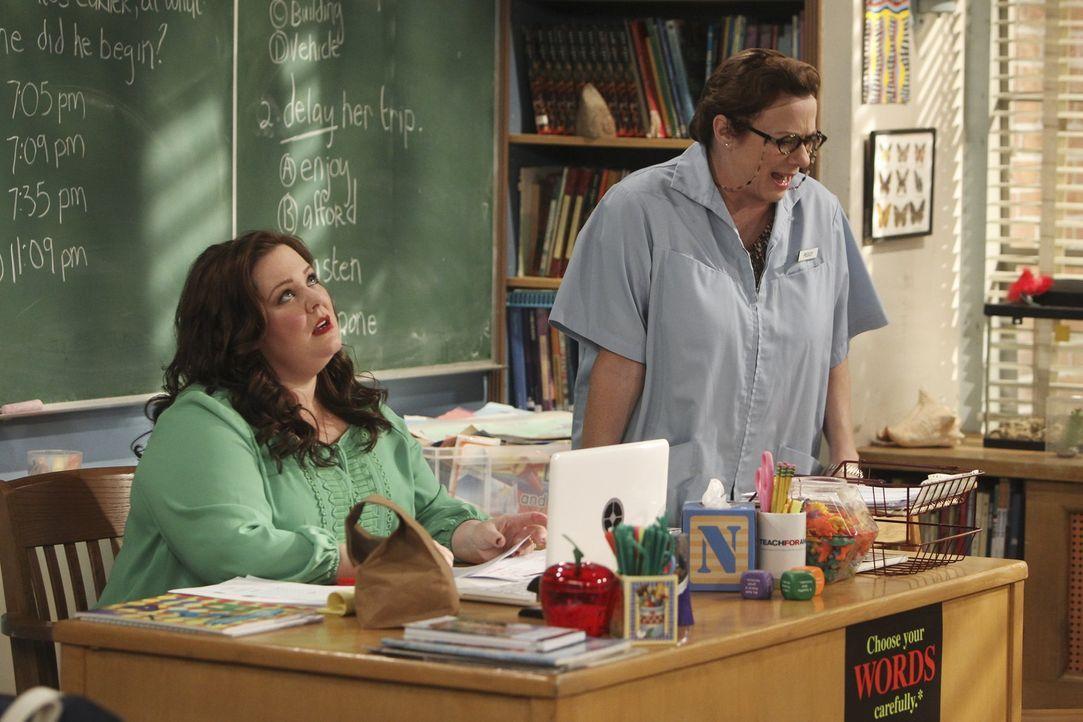 Peggy hat sich von ihm getrennt! Patrick beauftragt Mike, den Trennungsgrund herauszufinden - den hat Peggy ihm nämlich verschwiegen. Parallel muss... - Bildquelle: Warner Brothers