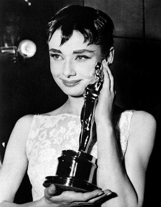 Audrey-Hepburn-1954-03-25-AFP - Bildquelle: AFP