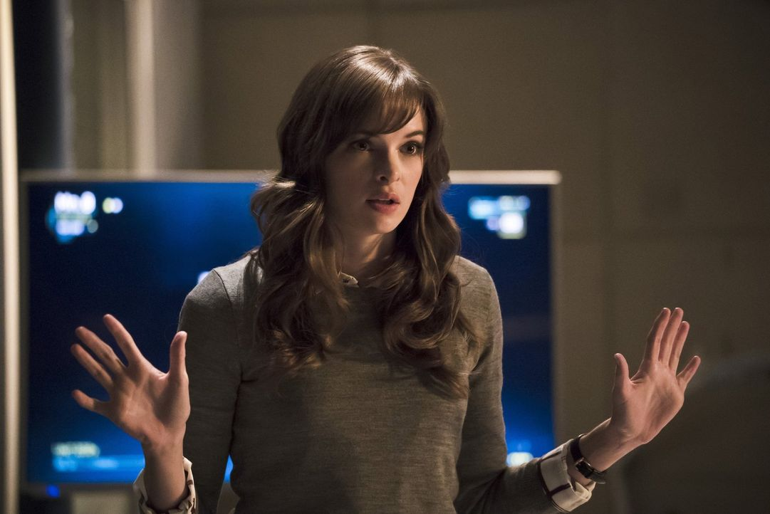 Ist es bereits zu spät, als Caitlin (Danielle Panabaker) erkennt, wer der zweite Speedster in Central City wirklich ist? - Bildquelle: Warner Bros. Entertainment, Inc.