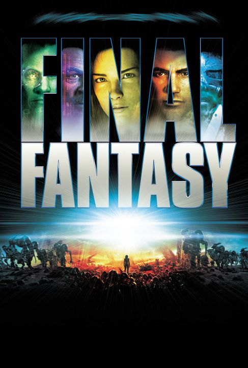 FINAL FANTASY - DIE MÄCHTE IN DIR - Plakatmotiv - Bildquelle: 2003 Sony Pictures Television International. All Rights Reserved.
