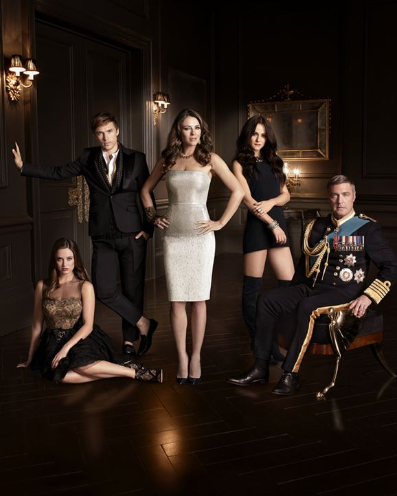 The Royals - Die Bilder zur neuen ProSieben Serie16 - Bildquelle: 2014 E! Entertainment Media LLC/Lions Gate Television Inc.
