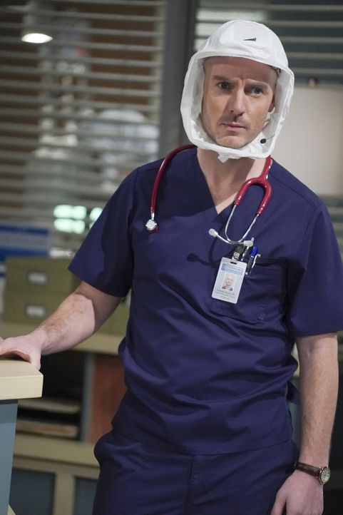 Dr. Cormac Hayes (Richard Flood) - Bildquelle: Richard Cartwright 2021 American Broadcasting Companies, Inc. All rights reserved. / Richard Cartwright