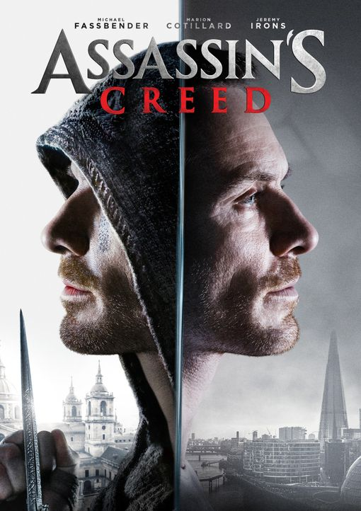 Assassin's Creed - Artwork - Bildquelle: 2016 Twentieth Century Fox Film Corporation and Ubisoft Motion Pictures Assassin's Creed. All rights reserved.