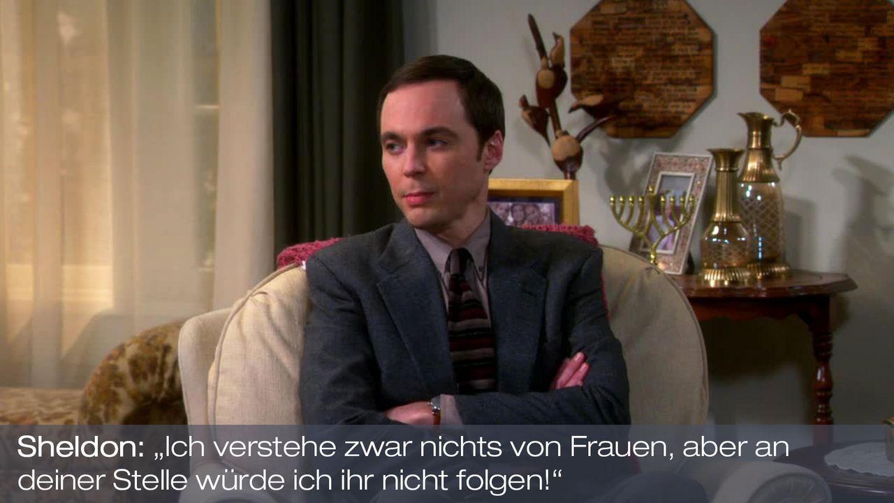 Staffel 7 Folge 9 - Zitat 3 - Bildquelle: Warner Bros. Television