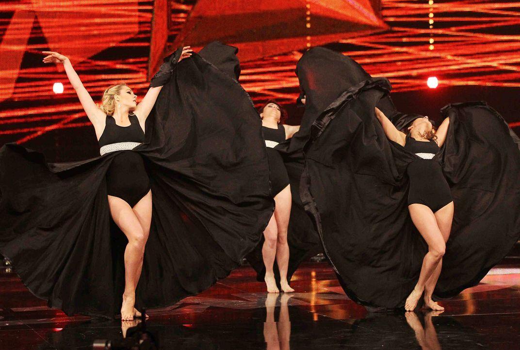 Got-To-Dance-BlackWine-05-SAT1-ProSieben-Guido-Engels - Bildquelle: SAT.1/ProSieben/Guido Engels