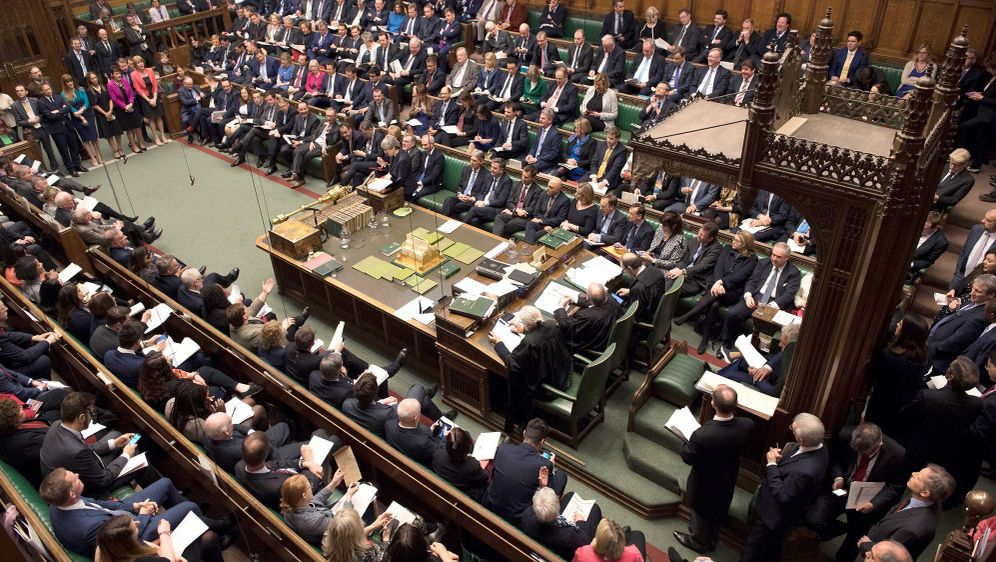 - Bildquelle: House of Commons/dpa