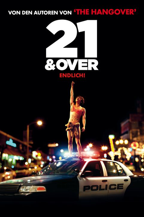 21 AND OVER - Plakatmotiv - Bildquelle: 2011 Twenty One and Over Productions, Inc.