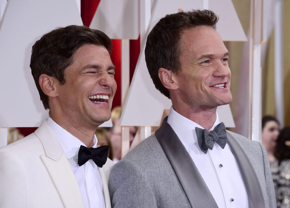 Neil Patrick Harris 3 Red Carpet - Bildquelle: dpa