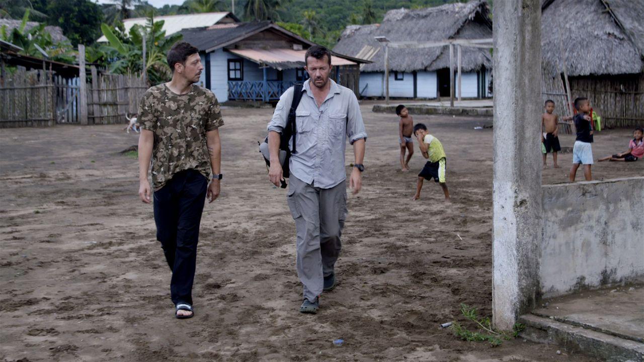 Das Darien-Gap - ein etwa 100 Kilometer langer Regenwaldabschnitt zwischen Panama und Kolumbien voller Gefahren: Gangster, Rebellen, Drogen- und Waf... - Bildquelle: ProSieben
