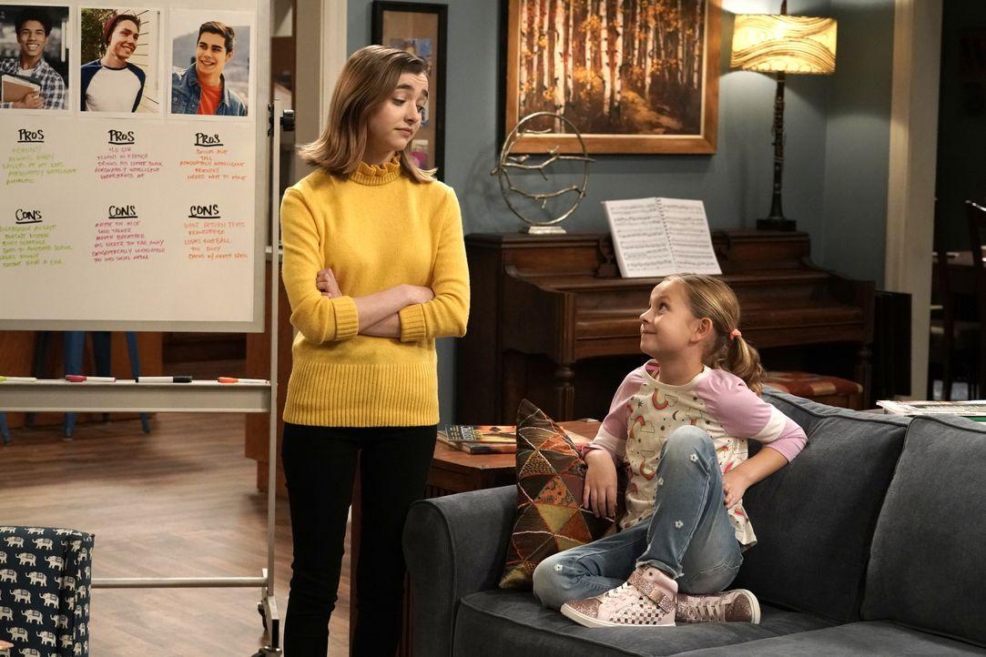 Nicole (Ashley Boettcher, l.); Leila (Oakley Bull, r.) - Bildquelle: Lisa Rose 2019-2020 Twentieth Century Fox Film Corporation.  All rights reserved / Lisa Rose