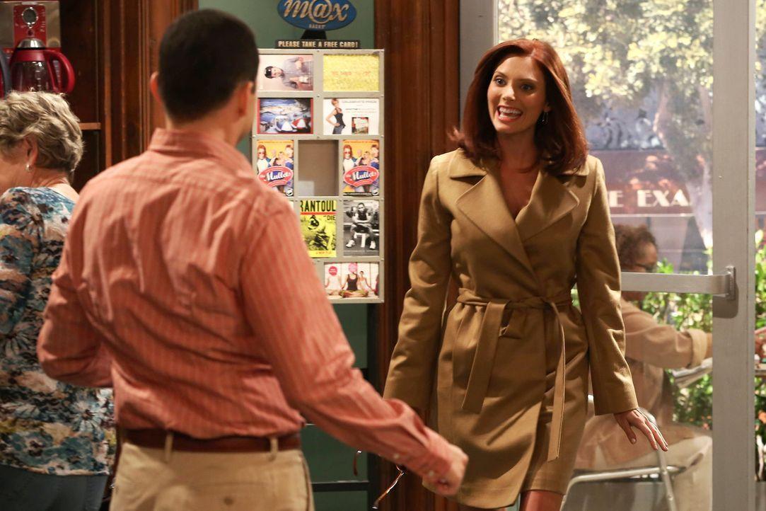 Werden Alan (Jon Cryer, l.) und Kandi (April Bowlby, r.) einen Neuanfang starten? - Bildquelle: Warner Bros. Television