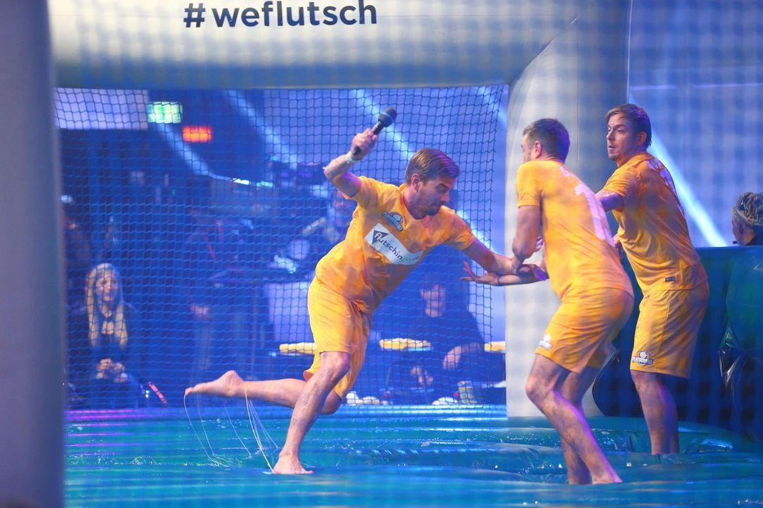 Joko Winterscheidt (l.); Jochen Schropp (M.) - Bildquelle: Jens Hartmann ProSieben/Jens Hartmann