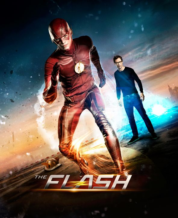(2. Staffel) - The Flash - Artwork - Bildquelle: 2015 Warner Brothers.
