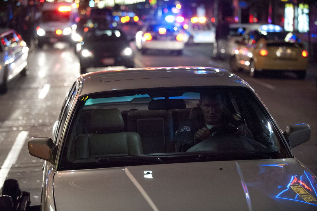 """Im tödlichen Wettlauf mit der Zeit: Nick (Randy Orton) hat nur eine Chance - er muss alle """"12 Runden"""" überstehen, bevor es zu spät ist, das Leben se... - Bildquelle: TM and   2013 Twentieth Century Fox Film Corporation.  All Rights Reserved."""