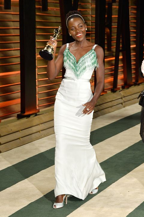 Oscars-Vanity-Fair-Party-Lupita-Nyongo-140302-2-getty-AFP - Bildquelle: getty-AFP