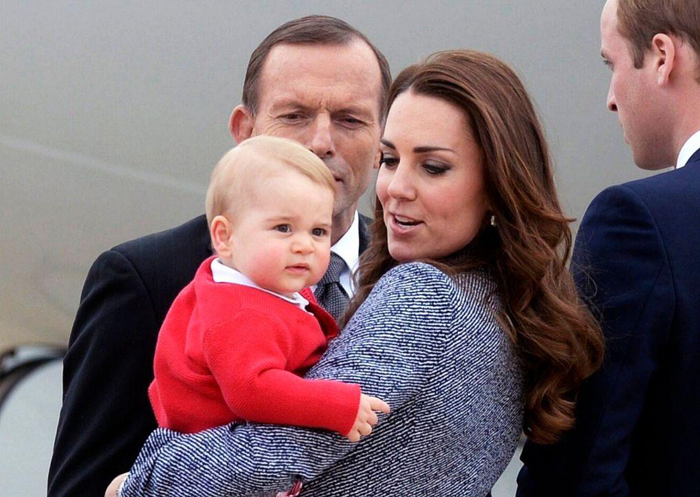 Prinz-George-von-Grossbritannien-14-04-25-dpa - Bildquelle: dpa