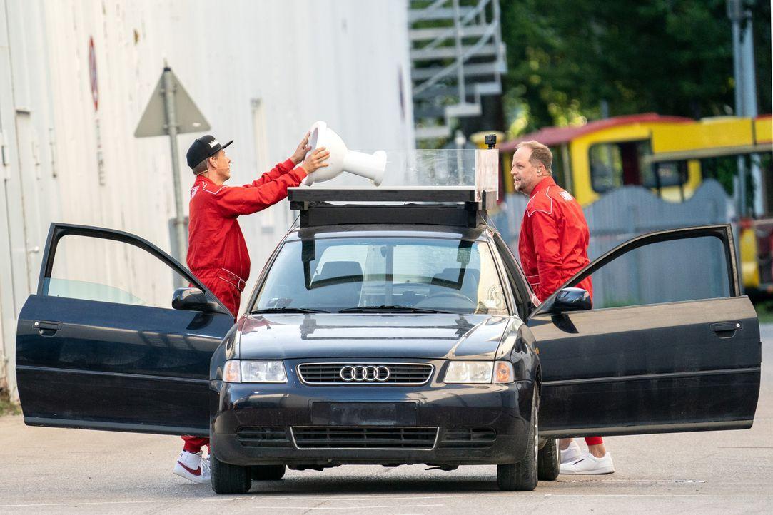 Michi Beck (l.); Smudo (r.) - Bildquelle: Jens Hartmann ProSieben / Jens Hartmann