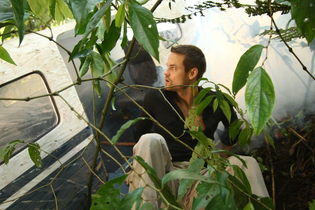 Nach dem Flugzeugabsturz findet sich Jack (Shane West) mitten im tiefsten Dschungel Perus wieder - mit einem Haufen Widersachern an den Fersen ...